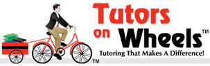Tutors on Wheels logo